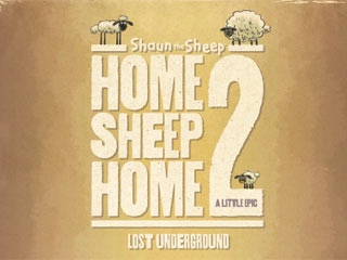 Home Sheep Home 2 - играть онлайн