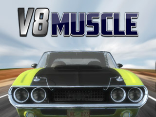 V8 Muscle Cars (Гонки)</strong>