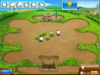 Онлайн игра веселая ферма играть